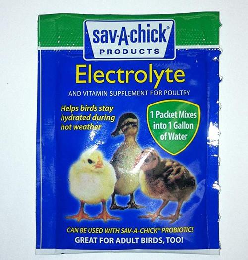 Save-A-Chick Electrolyte