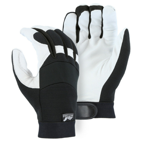 Goatskin Mechanic Gloves