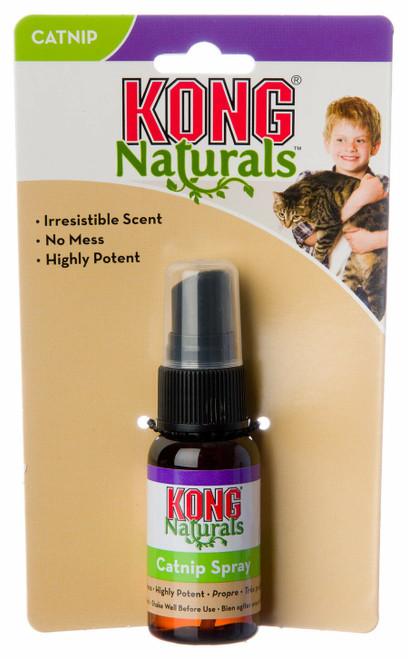 Kong Naturals Catnip Spray 1 oz.