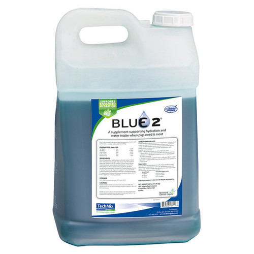 Blue 2 Swine 2.5 Gallon (FOB)