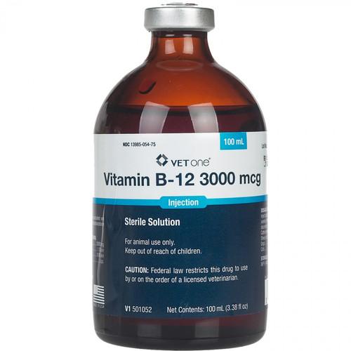 Vitamin B-12 3000MCG