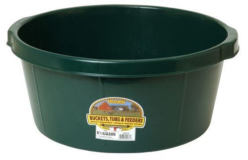 Little Giant All Purpose Plastic Tub 6.5 Gal. (FOB)