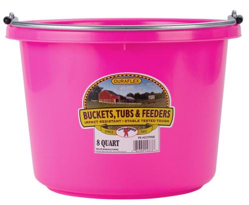 Little Giant Plastic Bucket 8 Qt. (FOB)