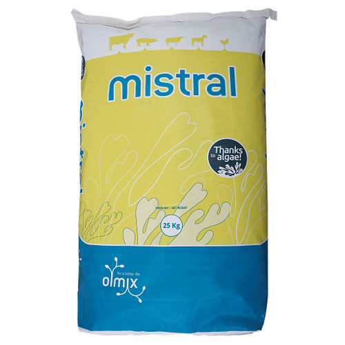 Mistral Animal Environment Sanitizer 25 kg. (FOB)