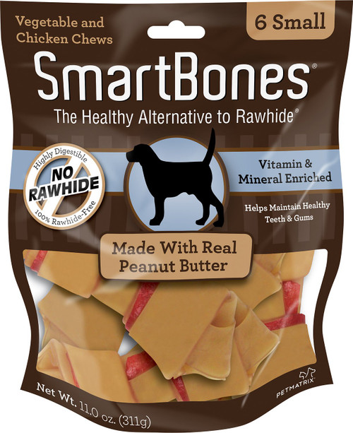 SmartBone Small 6ct. Package