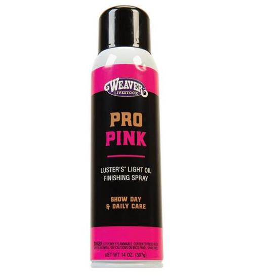 Weaver Pro Pink 14oz.