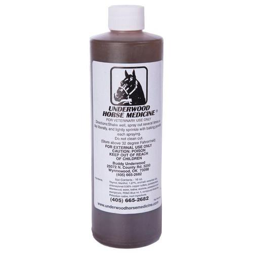 Underwood Horse Medicine 16 oz.