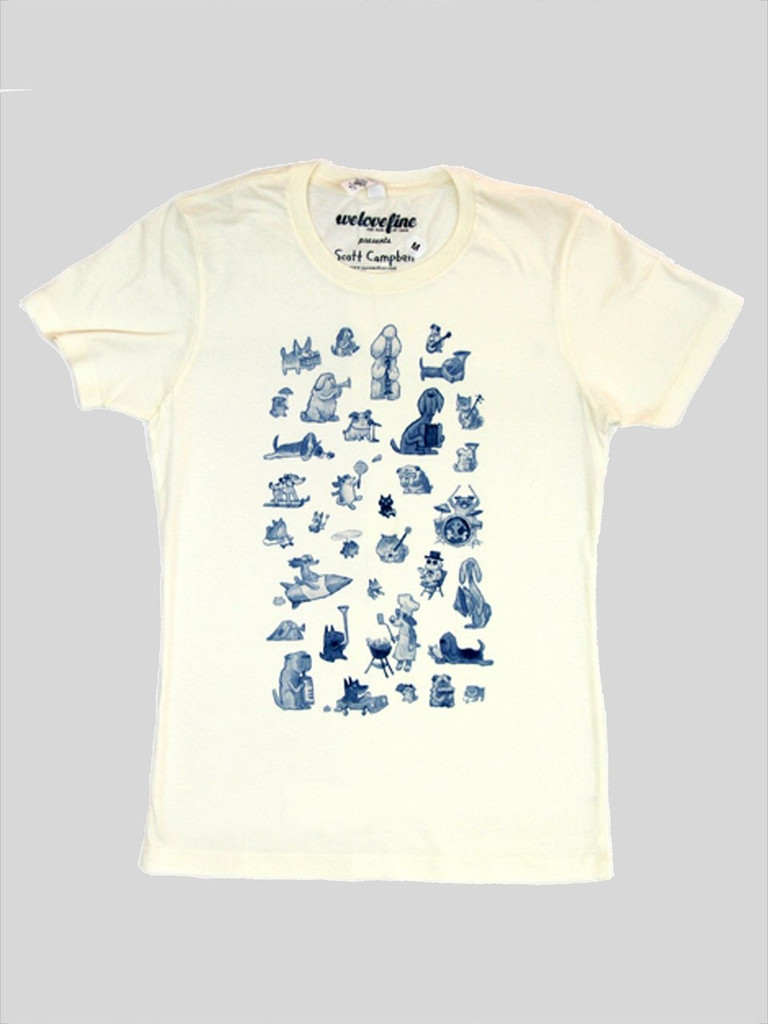 Dogs Being Dogs Shirt