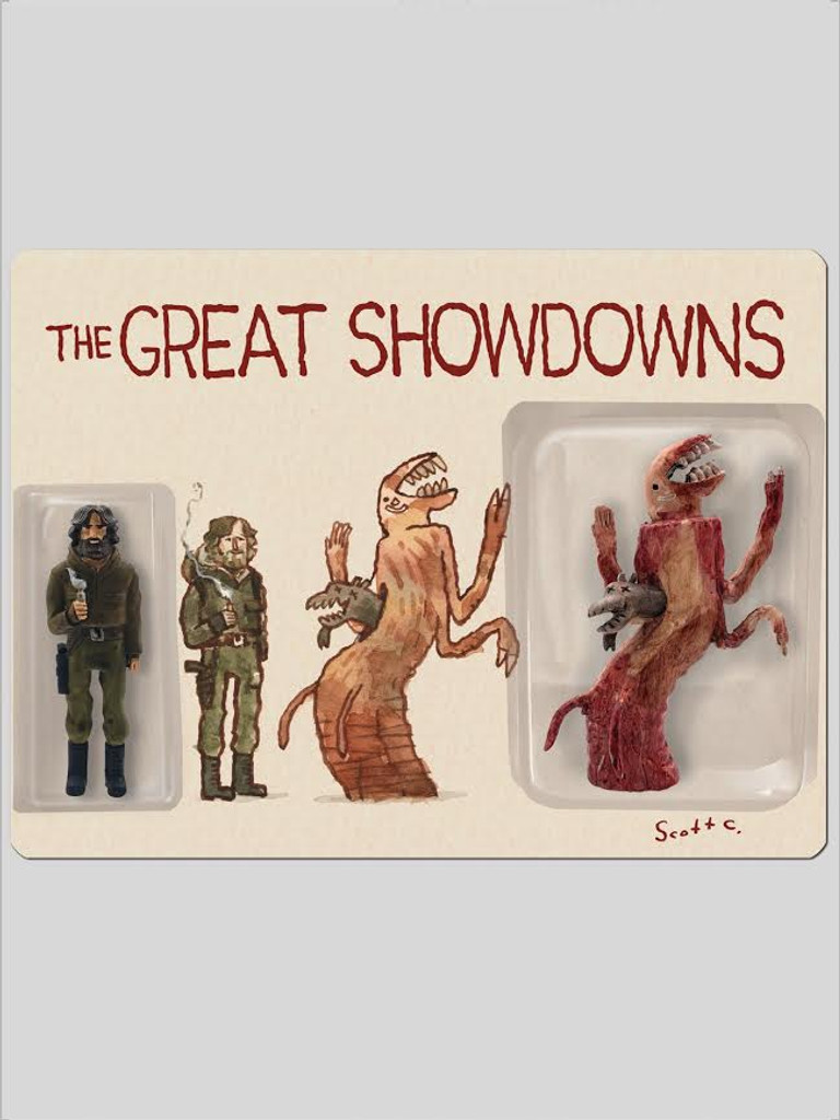 Great Showdowns Toy: The Arctic Creature