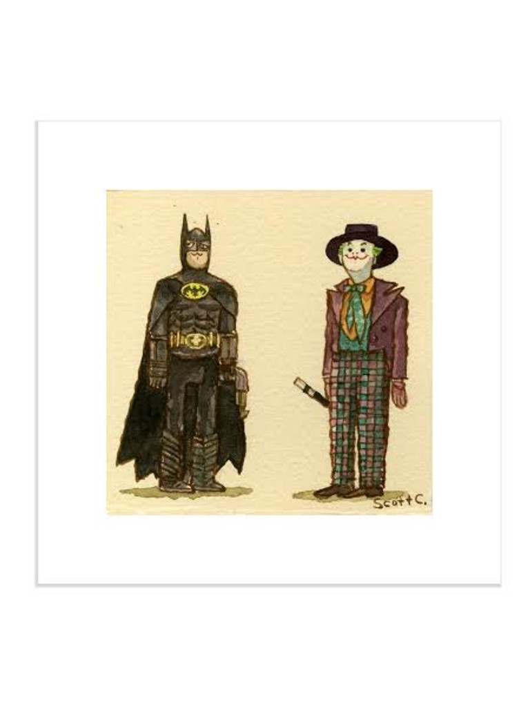 The Bat and the Joking