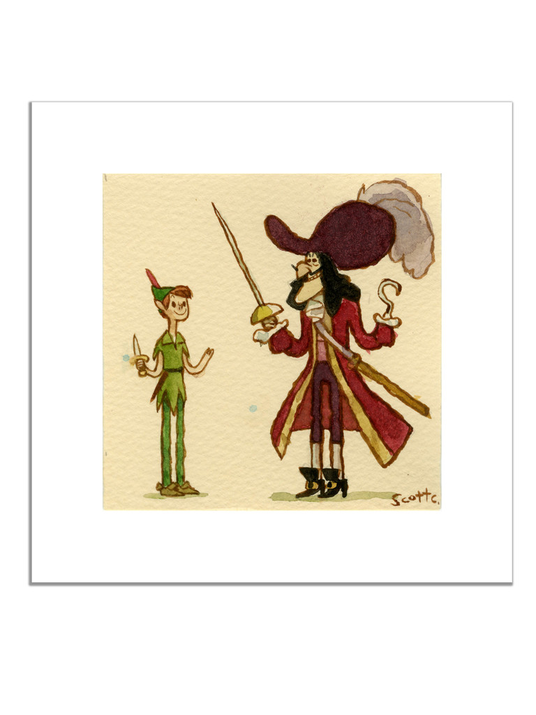 The Boy and the Hook