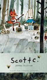 Scott C. Blank Journal/Notebook Collection (Set of 2)