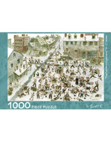 The Five Points Experience 1,000 Piece Puzzle