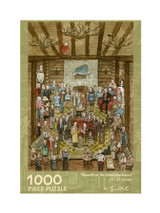 Warmth Of The Great Northern 1,000 Piece Puzzle