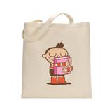 Hug Machine Book Hug Tote Bag