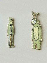 Great Showdowns Pin Set: The Dark Rabbit