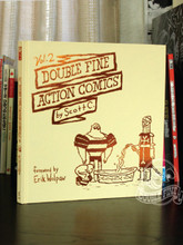 Double Fine Action Comics: Volume 2 (hardcover)