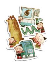 Hug Machine Sticker Pack