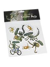 Life On Planet Alien Sticker Pack