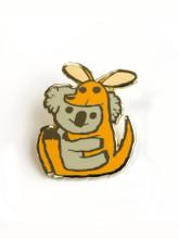 Koala Hug Pin