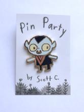 Little Vampy Pin