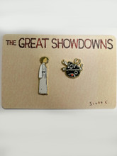 Great Showdowns Pin Set #1 - Princess and Roundy
