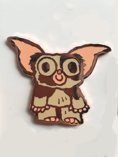 The Giz Enamel Pin