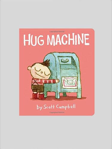Hug Machine Board Book