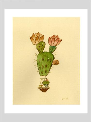 Desert Float: Print One
