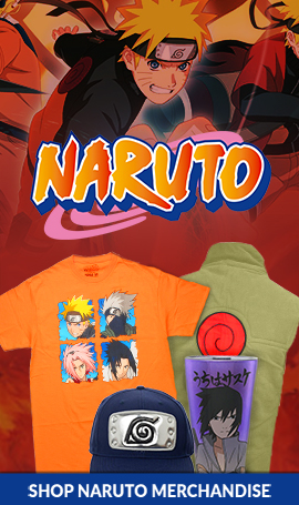 Shop Naruto Merchandise