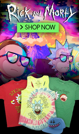 Shop Rick and Morty