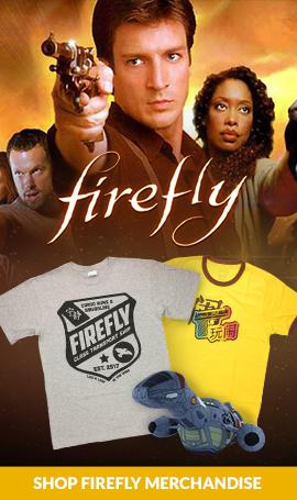 Shop Firefly Merchandise