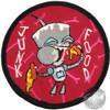 Invader Zim Junk Food Patch
