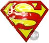 Superman Logo Large Buckle