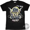 Call of Duty Face T-Shirt Sheer
