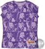 Hannah Montana Pattern Tween T-Shirt