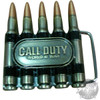 Call of Duty Bullets Buckle