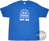 Pacman Ghost Eat Me T-Shirt