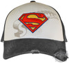 Superman Logo Name Hat