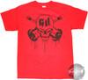 Guitar Hero Skull T-Shirt