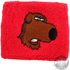 Family Guy Brian Chewbacca Wristband