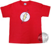 Flash Symbol Distressed Youth T-Shirt