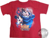 Mickey Mouse and Pete Youth T-Shirt