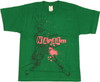 Guitar Hero Johnny Splatter Youth T-Shirt