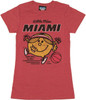 NBA Little Miss Miami Baby Tee