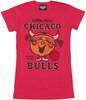 NBA Little Miss Bulls Baby Tee