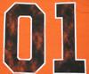 Dukes of Hazzard Logo T Shirt Sheer