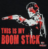 Army of Darkness Boom Stick T Shirt
