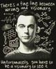 Big Bang Theory Visionary Baby Tee