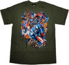 Marvel Good Fight T Shirt